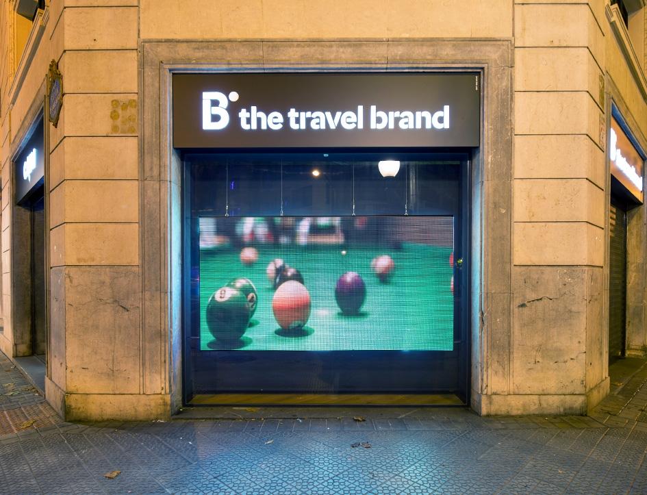 Oficinas B Travel Bilbao