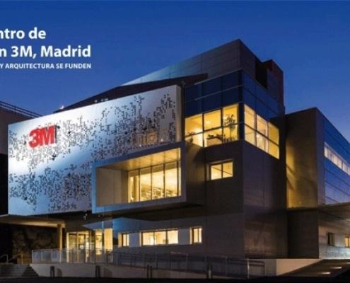 Centro de Innovación 3M en Madrid