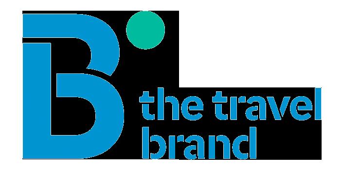 Logo B the travel brand