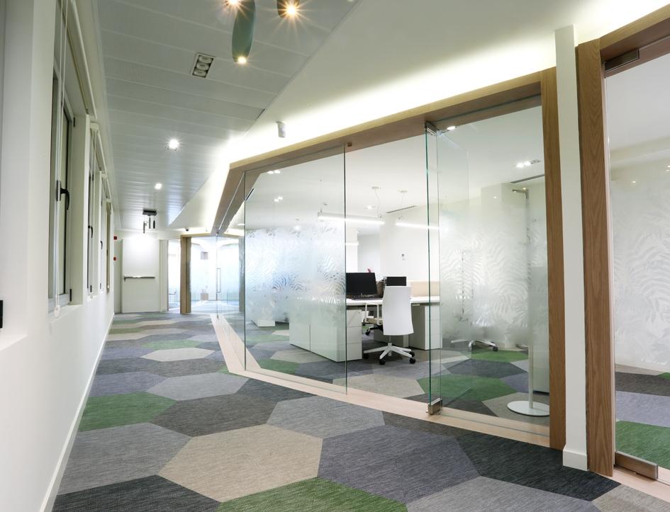 Bankoa Credit Agricole oficinas de Bilbao